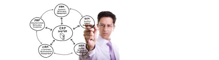Unternehmenssoftware - ERP im Mittelstand