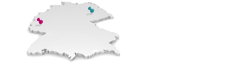 Anfahrt - Anreise - Route zur mediadefine GmbH