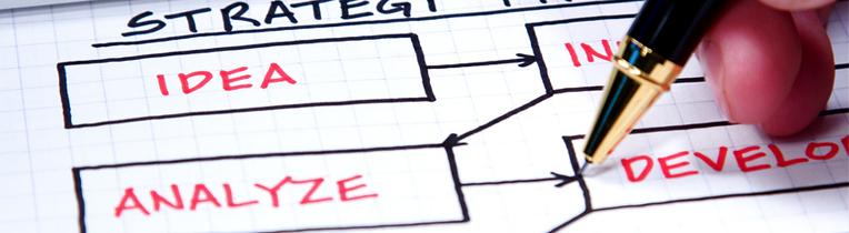 Strategisches Controlling Beratung - Strategische Planung