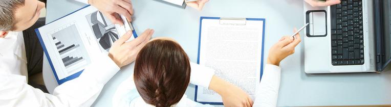 Controlling Beratung und Dienstleistungen für KMU