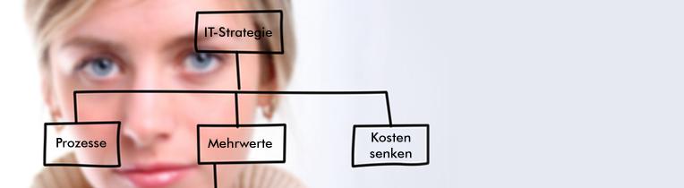 IT Strategie Beratung - strategisches IT-Management